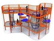 ROPE CLIMBER PLAYLAND 3d model