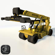 Reach Stacker Hyster 3d model
