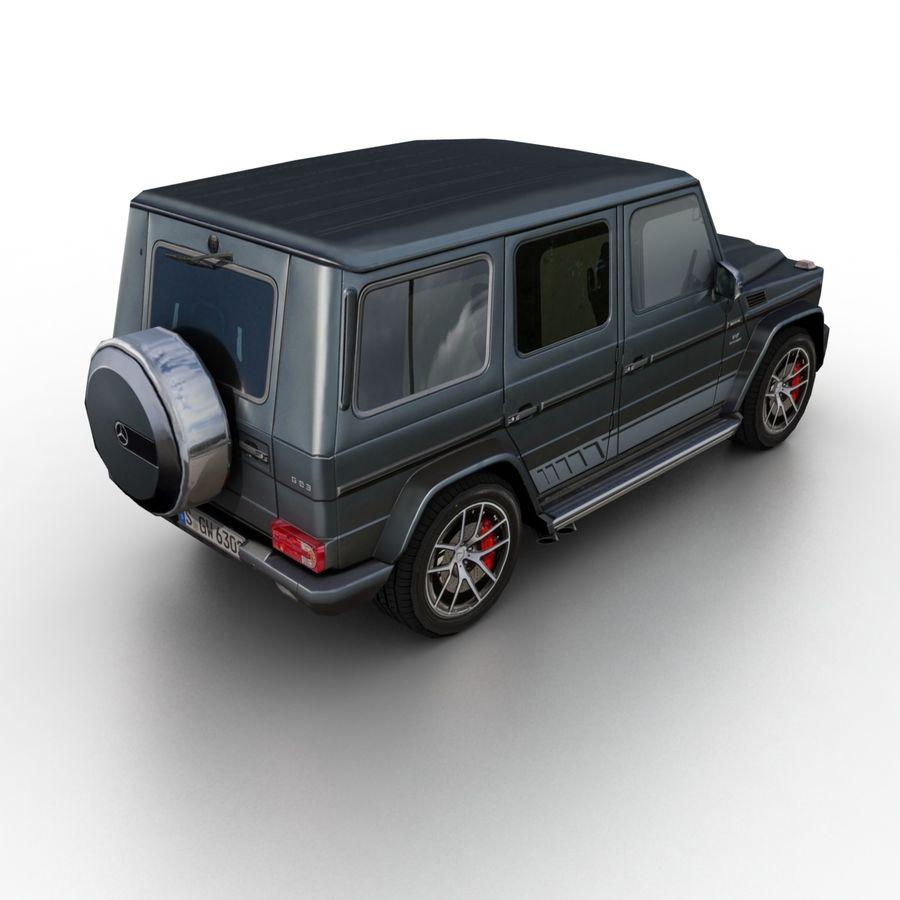 mercedes benz g klasse amg 2015 3d model 35 max obj. Black Bedroom Furniture Sets. Home Design Ideas