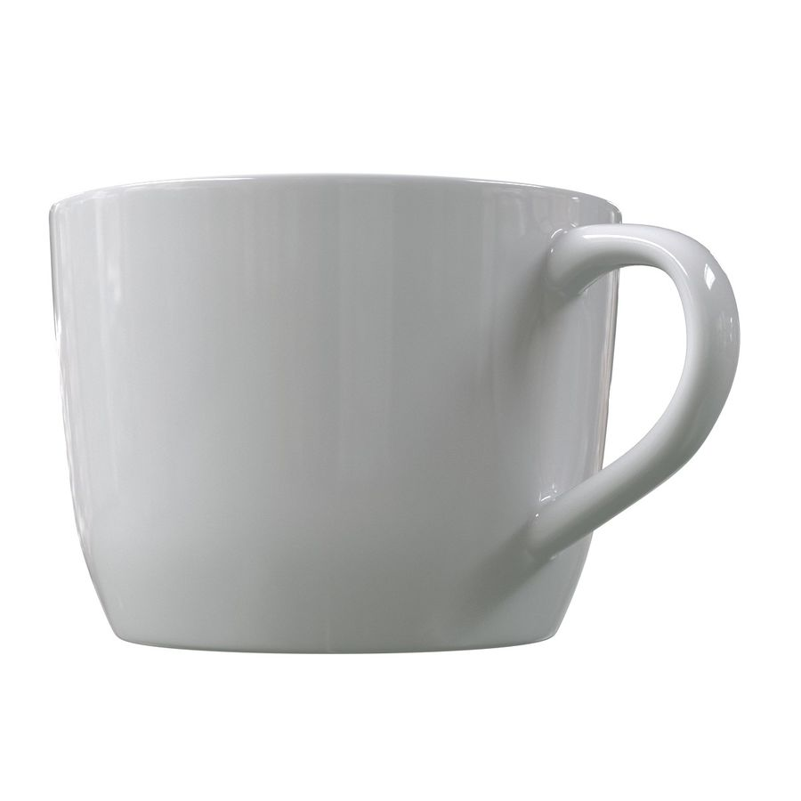 Coffee Cup 4 royalty-free 3d model - Preview no. 16