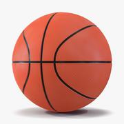 篮球 3d model