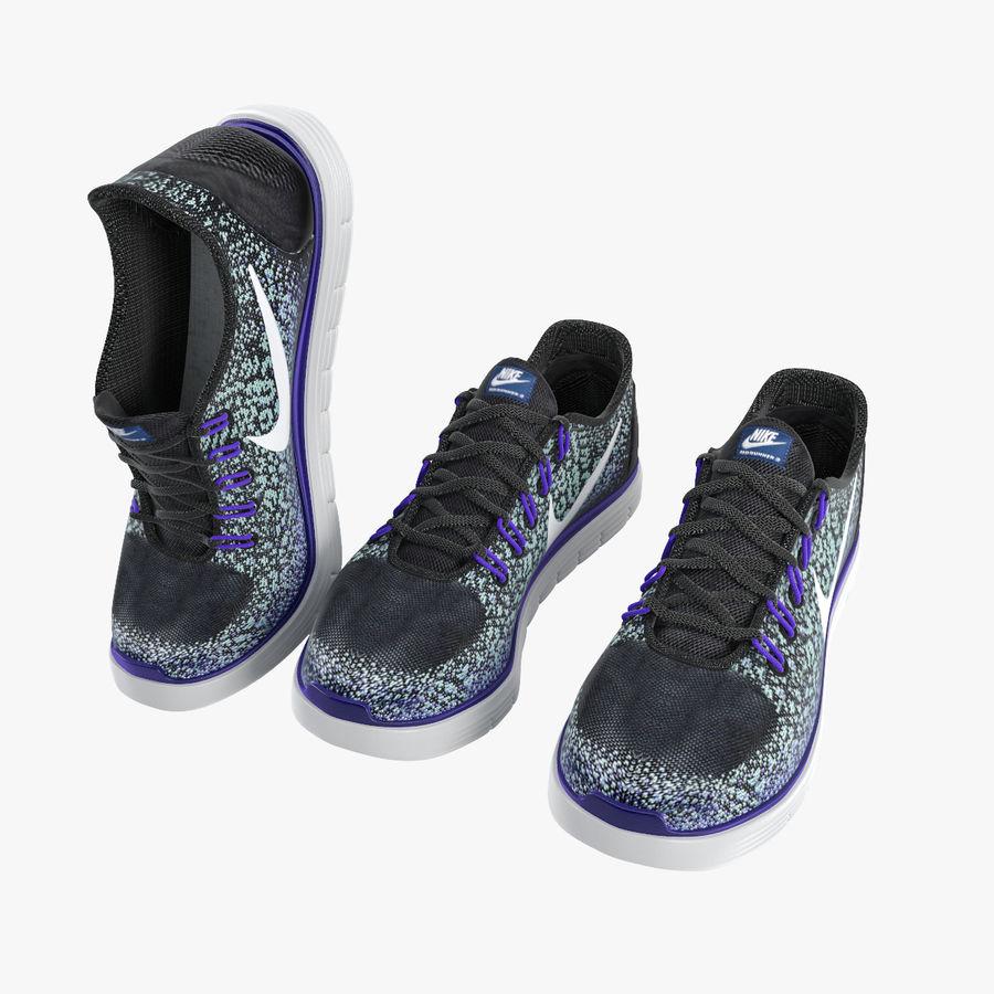 433733a5eb4 운동화 - Nike Free RN Distance royalty-free 3d model - Preview no. 1
