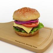 Food_46 3d model