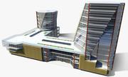 Business center 2 3d model
