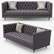 Стюарт Скотт - Tux Lux диван 3d model