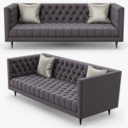 Stuart Scott - The tux lux sofa 3d model