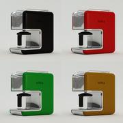 Kenwood automatic coffee maker machine 3d model