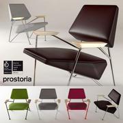 Sedia Poligono Prostoria 3d model