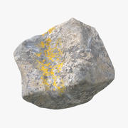 Stone 5 3D 모델 3d model