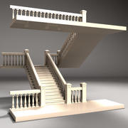 Staircase 3d model
