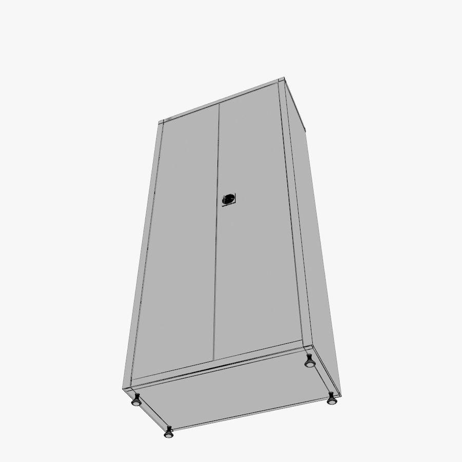 Équipement de nettoyage de garde-robe M1 royalty-free 3d model - Preview no. 22