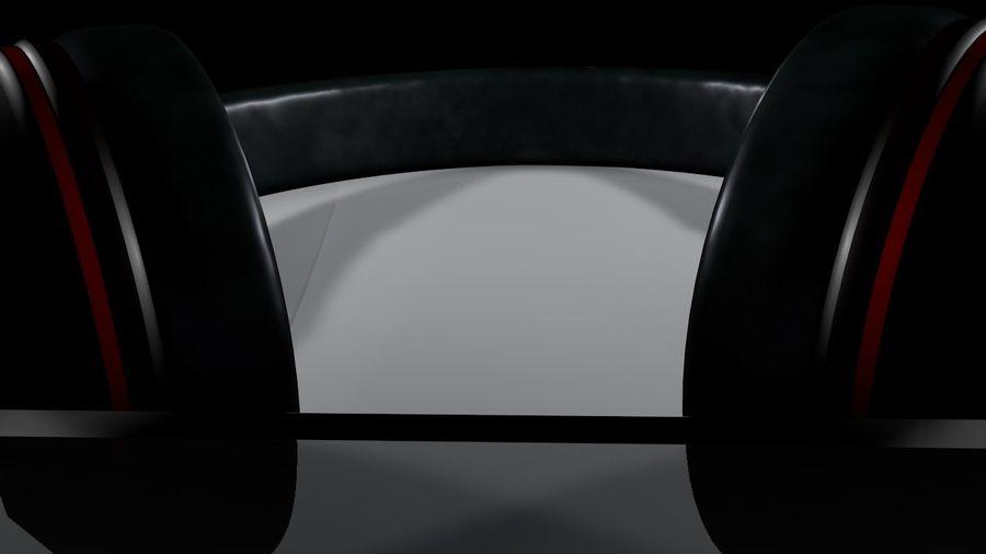 헤드폰 royalty-free 3d model - Preview no. 5
