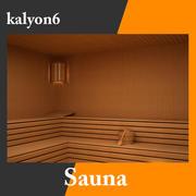 サウナ 3d model