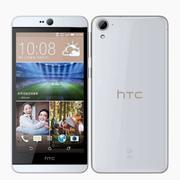 HTC Desire 826 3d model