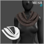 Schal 3d model