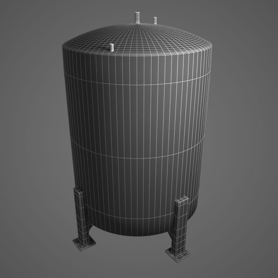 Depot (Big) royalty-free 3d model - Preview no. 5