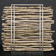 yakacak odun 3d model