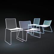 HAY-Hee-Chair 3d model