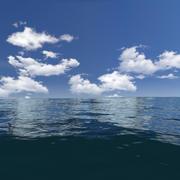 océan 3d model