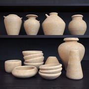 Clay utensis 3d model