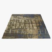 Carpet Pastell 3d model