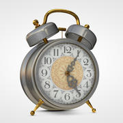 Antiguo reloj despertador modelo 3d