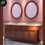 Sink Tiffany World Firenze 3d model