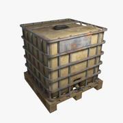 Watertank 3d model