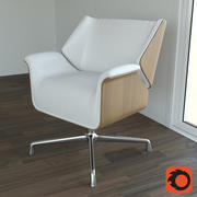 Armchair Doctor Office 3d model