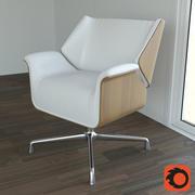 Кресло Доктор Офис 3d model