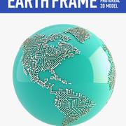 地球(5) 3d model
