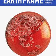 地球(6) 3d model