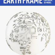 Dünya (10) 3d model