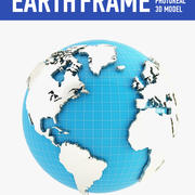 地球(4) 3d model