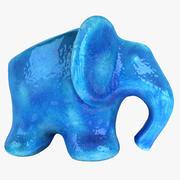 Ceramiczny wazon 3d model