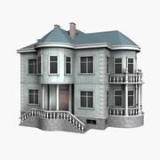 Ev 2 Katları 3d model