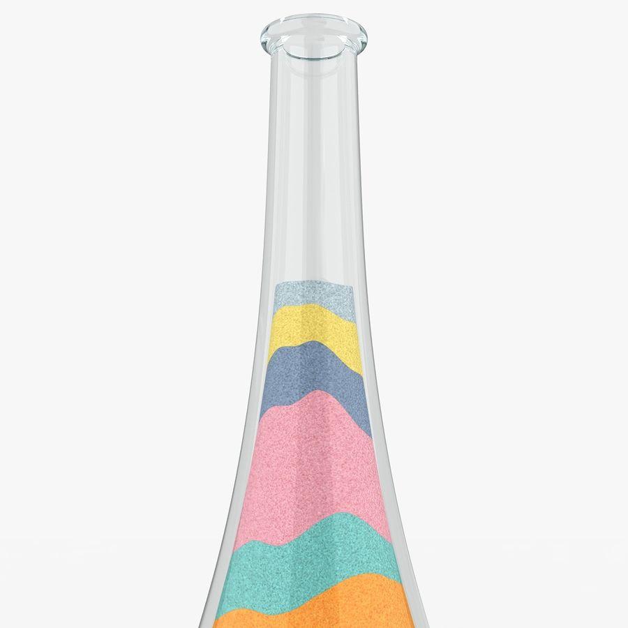 Sabbia colorata royalty-free 3d model - Preview no. 4