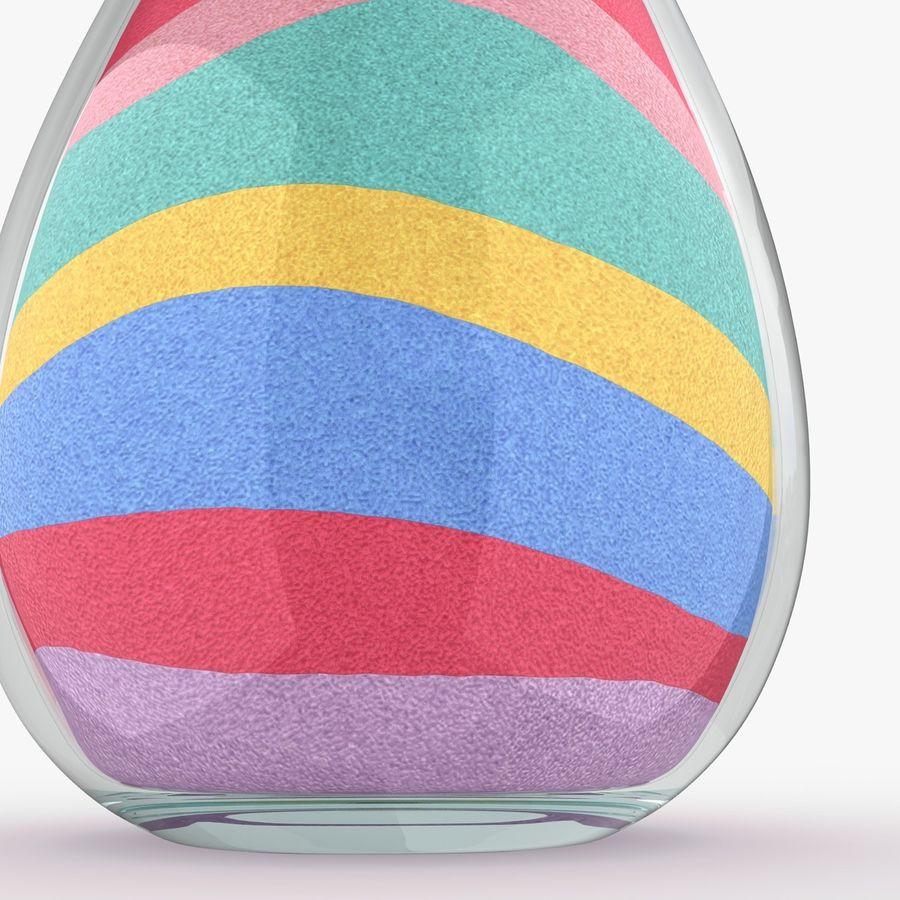 Sabbia colorata royalty-free 3d model - Preview no. 8