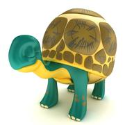 Old Turtle Tortoise model 3d model