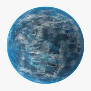 外星人星球02 3d model