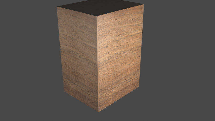 Drawer royalty-free 3d model - Preview no. 4