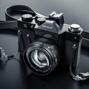 Zenit 11 3d model