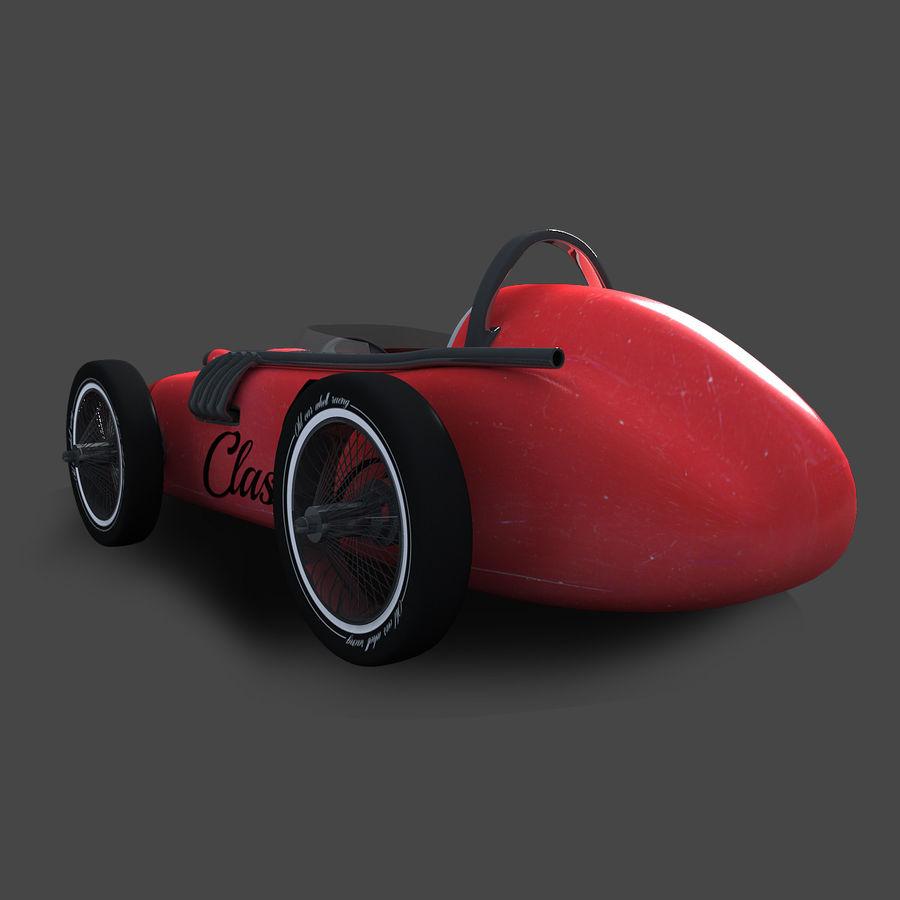 Samochód wyścigowy royalty-free 3d model - Preview no. 3