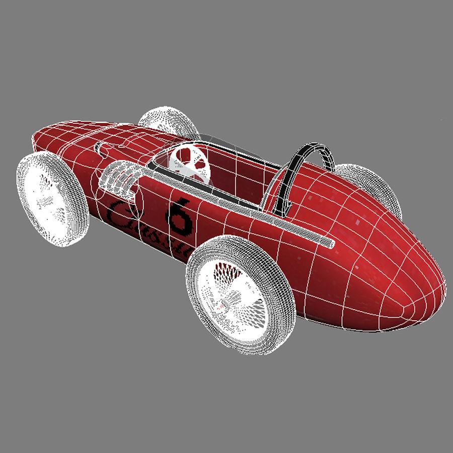 Samochód wyścigowy royalty-free 3d model - Preview no. 5