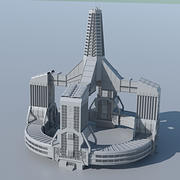 Building_06 3d model