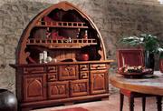 Gabinete del vino modelo 3d