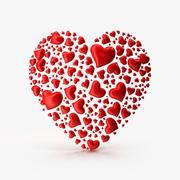 Corazón 2 modelo 3d