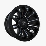 车轮 3d model
