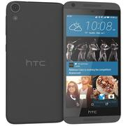 HTC Desire 626 Black 3d model