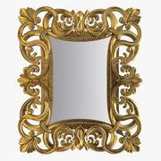 Spegel klassiker 3d model